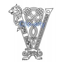Celtic Capital V - Drawing