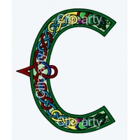 Celtic Capital C